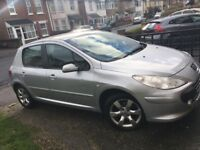 Peugeot 307 Hatchback, 1.6 5dr. Great little runner - owned for 5 years