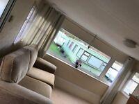 6 berth static caravan hamsterley