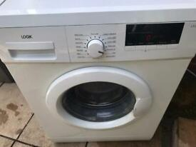 Logik washing machine. PLEASE READ