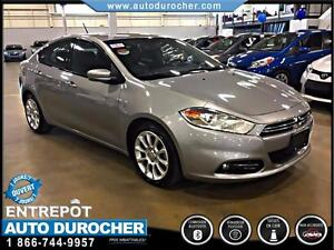 2015 Dodge Dart AUTOMATIQUE CUIR JANTES CAMERA DE RECUL