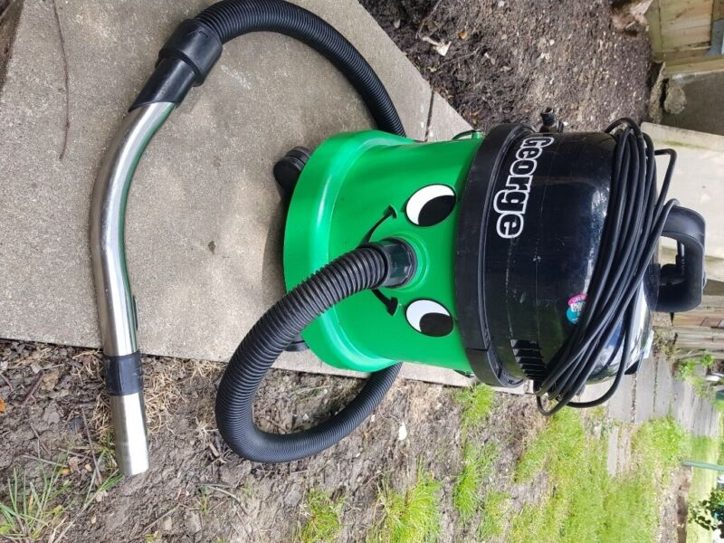 George wet and dry vacuum cleaner  for sale  Greenford, West London