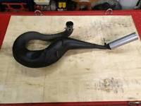 Malossi power pipe for vespa px