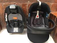 Cybex Aton 4 car seat and base