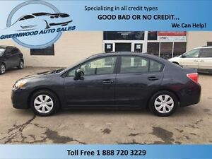 2014 Subaru Impreza 2.0i AWD! NICE UNIT! FINANCE NOW!