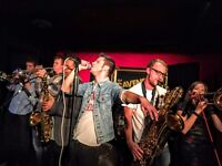 Dep bari sax player wanted for 9 piece funk/hip hop/soul/reggae brass originals band with paid gigs