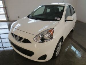 2017 Nissan Micra SV! Auto and A/C! Bluetooth & Cruise!