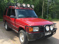 Landrover Discovery 300TDI Manual *Offers Welcome*