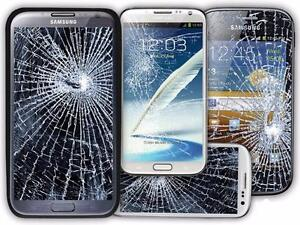 We Fix Mobile/Cell Phone Screens and Repairs @ competitive price