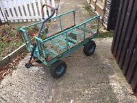 Garden / site trolley