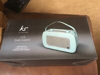 ⭐️ BRAND NEW UN-USED JIVE sounds DAB Digital Radio ⭐️