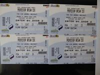 SWAP BRIAN COX TICKETS
