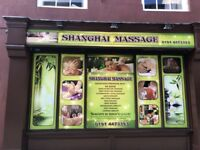 Shanghai Massage - expert therapy in the heart of Newcastle city centre