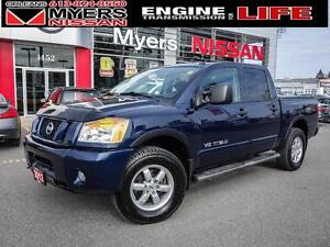 2012 Nissan Titan PRO-4X, Bluetooth, Back Up Camera, Power locks