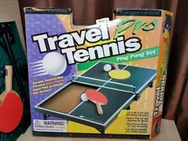 Kids Miniature Ping Pong Table