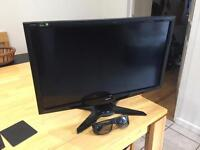 Acer GR235H 3D Monitor with gaming keyboard &a mouse