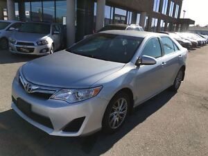 2012 Toyota Camry LE WITH NAVIGATION, ALUMINUM RIMS