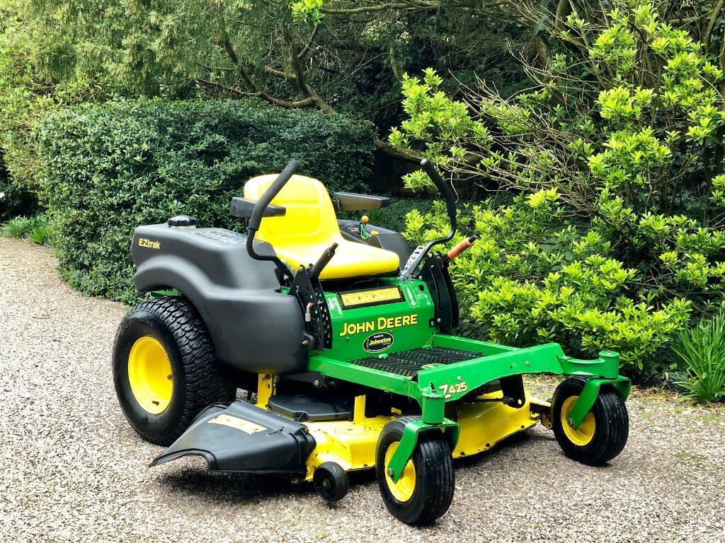"John Deere Z425 Zero turn mower - 48"" Deck - Lawnmower - Countax - Kubota -  Husqvarna - Honda | in Littleover, Derbyshire | Gumtree"