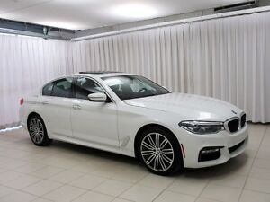 2017 BMW 5 Series QUICK BEFORE IT'S GONE!!! 530i x-DRIVE AWD M-S
