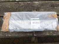 New Throat Plate for Log Burner