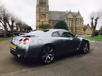 2009 Nissan R35 GTR, 1 owner from new, Stage 4.25, 650 + BHP, FSH