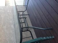 Brand new patio table