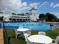 2 Bedroom Static Caravan at Rockley Park, Poole Dorset. 5* Haven Holiday Park, from £50 a night