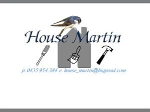 House Martin Sunbury Hume Area Preview