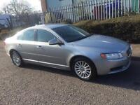 2009 Volvo S80 2.0d se full history and leathers***£4500
