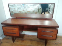 Vintage Dressing Table By Victor Wilkins For G Plan, 1960s