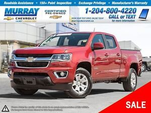 2015 Chevrolet Colorado LT *OnStar, Climate Control, Rear View C