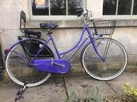 Dutch style vintage bike