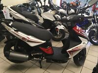 Kymco Super 8 125cc Brand New and Pre-registered ***SOLD***