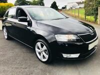 SKODA RAPID SPACEBACK SE TECH AUTOMATIC TSI 2016 ***ONLY 13500 MILES*** SAT NAV***