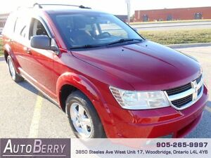 2010 Dodge Journey SE 5 PASS *** Certified & E-Tested *** $5,999