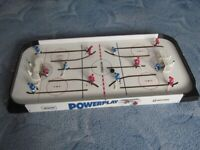 TABLETOP ICE HOCKEY GAME