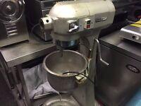 HOBART MIXER 20 LT CATERING COMMERCIAL RESTAURANT BUTCHER BBQ KEBAB BAKERY KITCHEN FAST FOOD SHOP