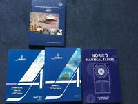 Selection of nautical publications