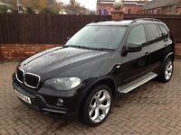 Finance Available, BMW X5 3.0D SE Full Coopers Main Dealer BMW History, RAC Warranty