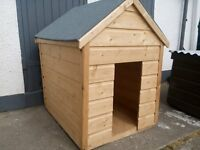 Large Dog kennel for sale, Quality Hand Built.