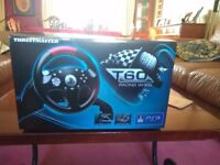 Thrustmaster T60 PS3/PC Steering Wheel and Pedals