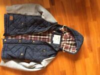 Boys padded jacket