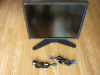 ViewSonic VP2030b 20.1-inch LED LCD Monitor