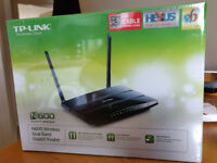 TP-Link N600 Dual Band Gigabit Wireless Router TL-WDR3600