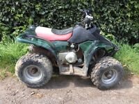 Child's quad motorbike