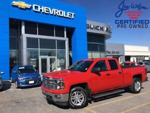 2014 Chevrolet Silverado 1500 LT 5.3L V8 TRUE NORTH REAR CAMERA