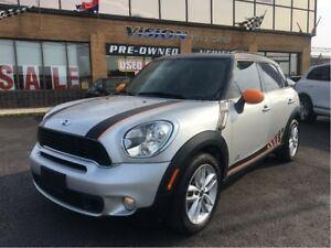2014 MINI Cooper Countryman S Cooper S / NAVIGATION / AWD
