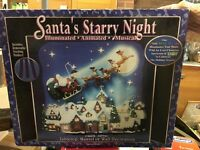 Santa's Starry Night