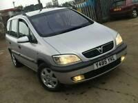 Vauxhall Zafira 1.8i Elegance £1000 Ono (* LOOK BARGAIN *)