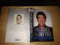 Michael McIntyre - life and laughing book