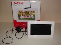 Matsui Digital Photo Frame
